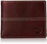 Timberland Men's Sportz Quad Bifold Wallet