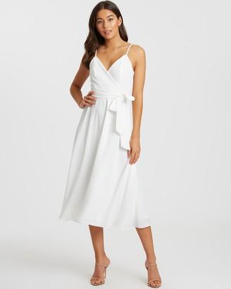 Chancery Sandy Frill Dress