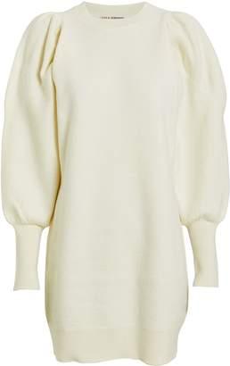 Ulla Johnson Viviana Merino Wool Knit Dress