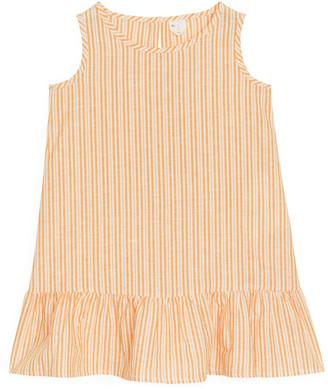 Arket Frilled Sun Dress