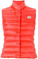 Moncler 'Liane' padded gilet - women - Feather Down/Polyamide - 2