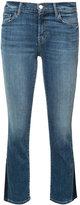 J Brand Selena cropped jeans - women - Cotton/Polyurethane - 25