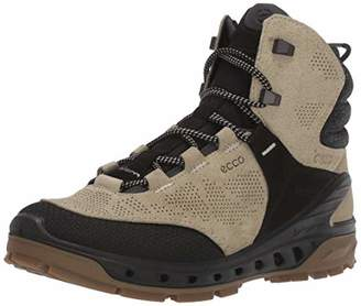 Ecco Women's Biom Venture Tr. High Rise Hiking Shoes, (Black/Sage 59705)