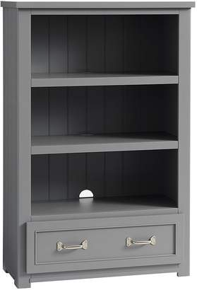 Pottery Barn Kids Belden Bookcase, Simply White, Flat Rate
