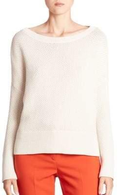 Theory Karenia Cotton Sweater