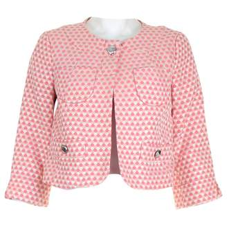 Marc by Marc Jacobs Pink Cotton Jackets