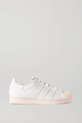 adidas Superstar Vegan Leather Sneakers - White