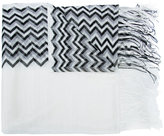 Missoni zig zag pattern scarf - women - viscose - One Size