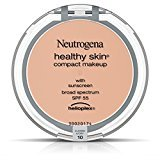 Neutrogena Healthy Skin Compact Makeup Foundation, Broad Spectrum Spf 55, Classic Ivory 10, .35 Oz.