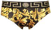Versace Underwear Icon Baroque Stretch Jersey Briefs