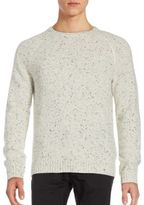 Vince Textured Wool-Blend Sweater