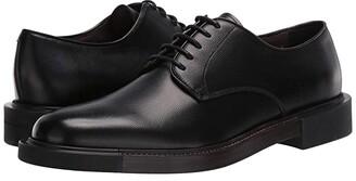 Salvatore Ferragamo Stanford Oxford (Black) Men's Shoes