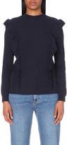 Claudie Pierlot Mouchi knitted jumper
