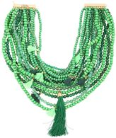 Rosantica Etna Beaded Multi-Strand Necklace