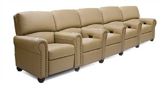 Bass Showtime Home Theater Row Seating (Row of 5