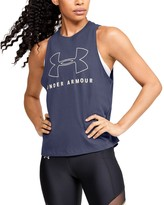 Under Armour Women's UA Sportstyle Graphic Muscle Tank