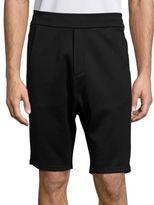 Vince Cotton Blend Shorts