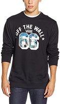 Vans Men's Filled 66'D Crew Long Sleeve Sweatshirt