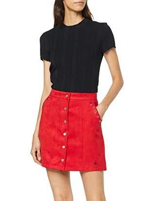 Kaporal Women's Pampa Skirt, (Black W20), L