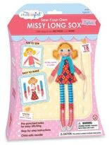 My Studio GirlTM Sew-Your-Own Missy Long Sox Lydia