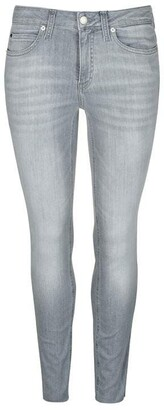Calvin Klein Jeans 010 Ankle Skinny Jeans