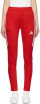 Gosha Rubchinskiy Red Adidas Originals Edition Track Pants