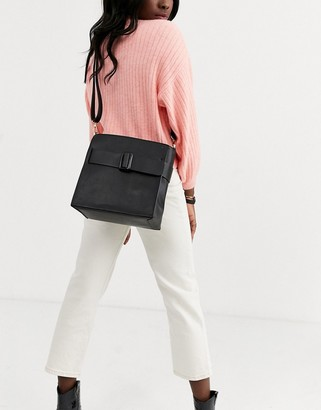 Truffle Collection structured shoulder bag