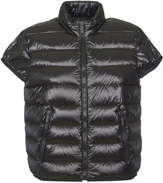 Hogan Shortsleeved Padded Jacket