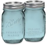 Bed Bath & Beyond Ball® Vintage Collection Pint Jars in Blue (Set of 6)