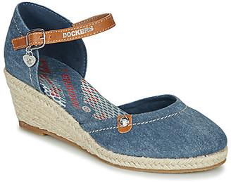 Dockers by Gerli women's Sandals in multicolour