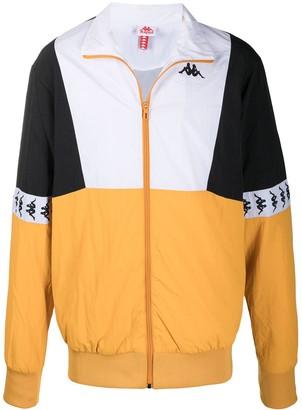 Kappa Color-Block Track Jacket