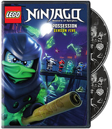 Lego Ninjago Possession DVD