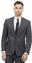 Kenneth Cole Reaction Men's Suit Separate Jacket - Dark Gray