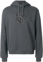 Dolce & Gabbana bee crest hoodie