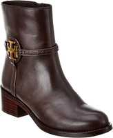Tory Burch Miller Leather Bootie