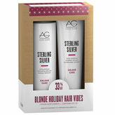 AG Jeans Silver Duo