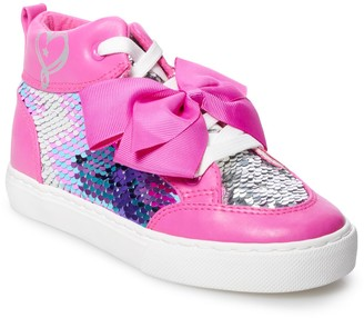 Jo-Jo JoJo Siwa Sequin Girls' High Top Shoes