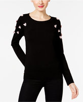 INC International Concepts Butterfly Sweater, Only at Macy's