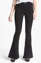 J Brand '2243 Valentina' High Rise Flare Leg Jeans (Shadow)