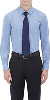 Barneys New York MEN'S CHECKED SHIRT