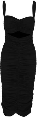 Dolce & Gabbana Cut-Out Dress