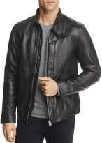 G Star Deline Leather Jacket