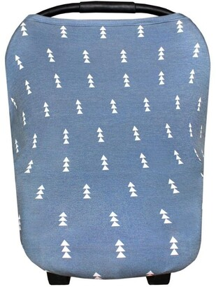 Copper Pearl 5-in-1 Multipurpose Infant Car Seat Cover Rayon North