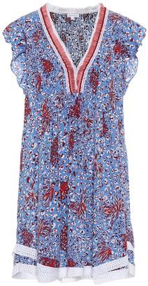 Poupette St Barth Exclusive to Mytheresa a Sasha printed minidress
