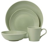 Royal Doulton Gordon Ramsay by Stoneware 4-Pc. Dining Set Sage