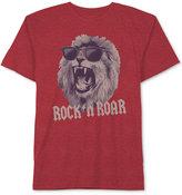 Hybrid Graphic-Print T-Shirt, Big Boys (8-20)