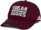 adidas Texas A&M Aggies Travel Adjustable Slouch Cap
