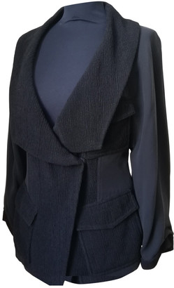 Rachel Roy Black Silk Jacket for Women