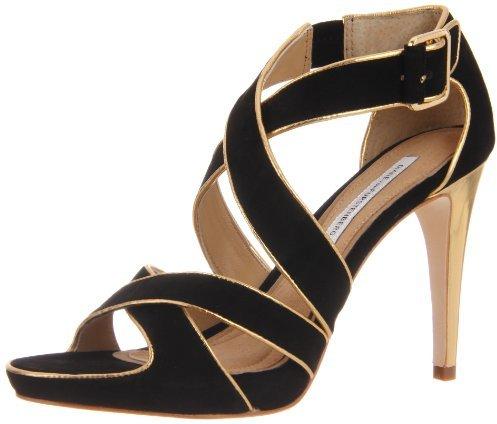 Diane von Furstenberg Women's Jodi Platform Sandal