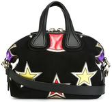 Givenchy small Nightingale tote - women - Suede/Calf Leather - One Size
